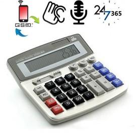 GSM-Abhörgerät im Tischrechner