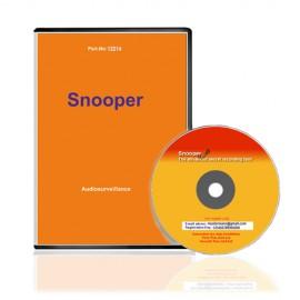 "PC-Tarnkappen-Recorder ""Voice-Snooper"""