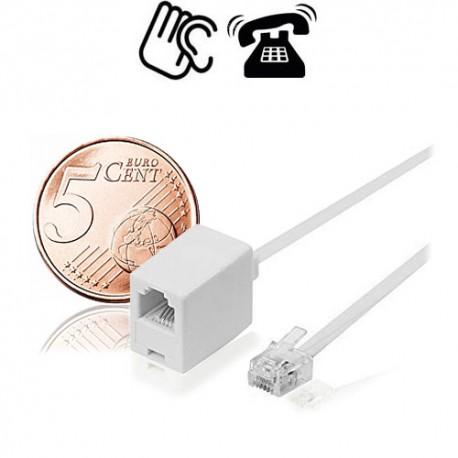 Micro-TELEFONSENDER, Ansteckversion
