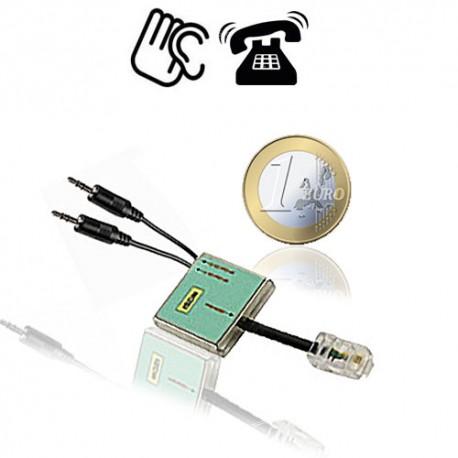 2-Kanal ISDN-VoiceRecorder-Adapter