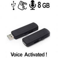 USB SPY-Recorder / Audiowanze, VAS, 8GB