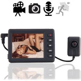 Digit. Videorecorder mit Spionkamera