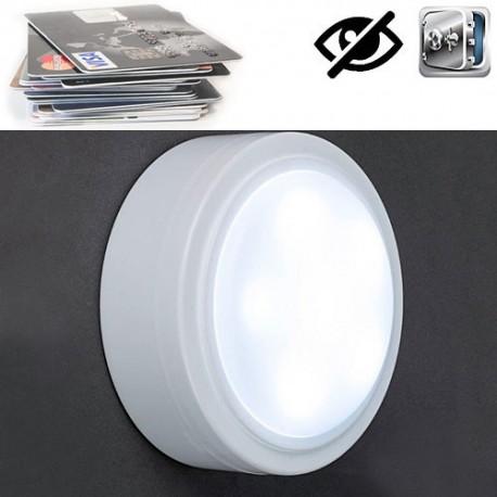 Getarnte-Versteck in LED Lampe