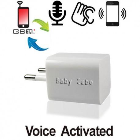 "GSM-Abhörgerät ""Cube"", 220-V gespeist"