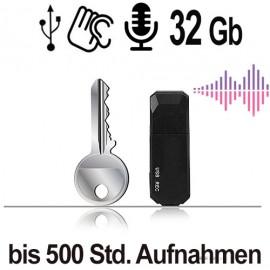 USB-Audiorecorder, 32 Gb