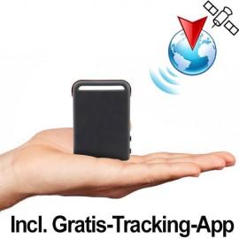 GPS-GSM Peil-und Ortungssender. Globale, metergenaue Ortung von Fahrzeug & Personen.