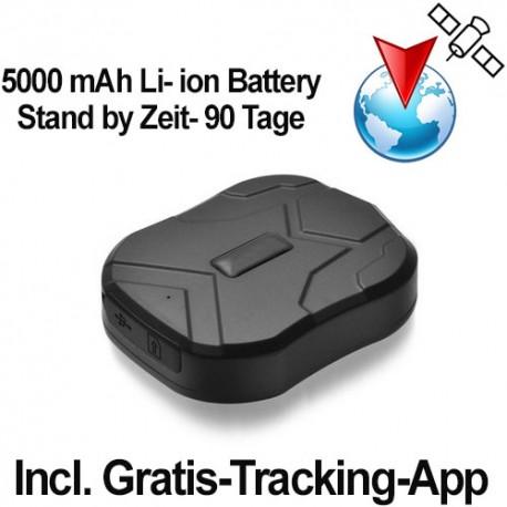 CAR GPS-Peilsender mit Power-Magnet