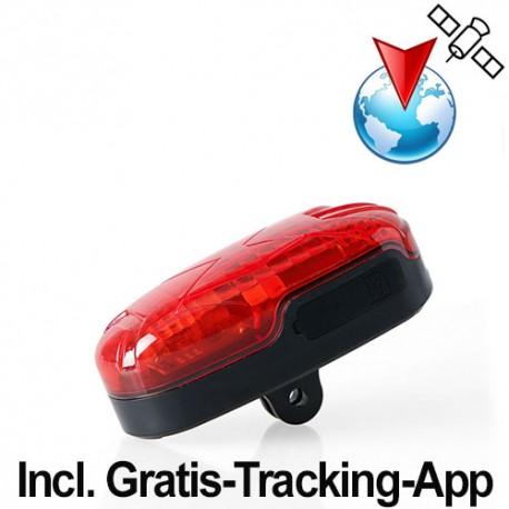 GPS-Peilsender-Tracker für Fahrrad & Bike