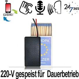 220-V GSM-Abhörgerät