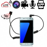 Investigative Livestream OTG-Kamera