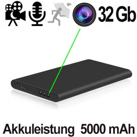 HD-SpyCam im AkkuPack, 5000 mAh