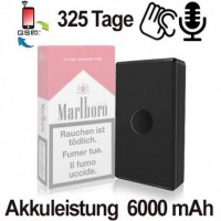 HIGH-POWER GSM-Abhörgerät, 6000 mAh